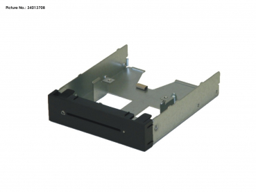 SCR ADAPTER ASSY S-BLACK