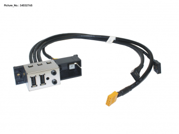 USB AUDIO I/O SWITCH ASSY GROUP