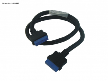 CABLE FRONT USB3.0