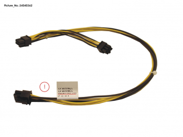 CABLE GFX-PWR 6PIN