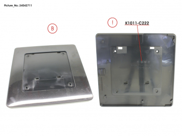 BOTTOM COVER PLASTIC