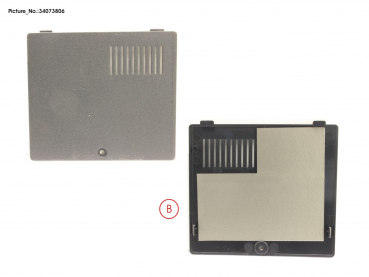 COVER, SSD/RAM
