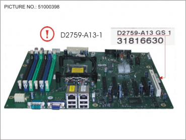 MAINBOARD µ-BTX INTEL I_Q31
