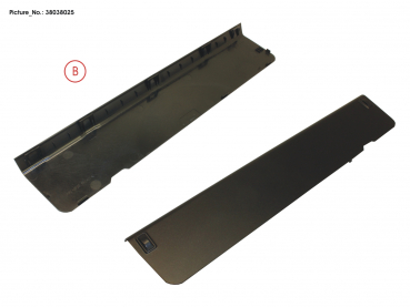 COVER, BATTERY (BLACK)