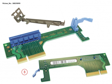 PCI-E RISER + HOLDER
