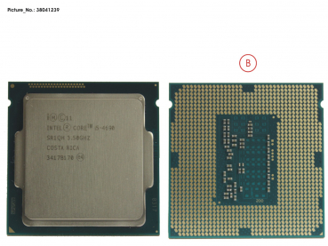 CPU CORE I5-4690 3.5GHZ 95W