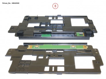 BRACKET FOR TOUCHPAD (PLASTIC)