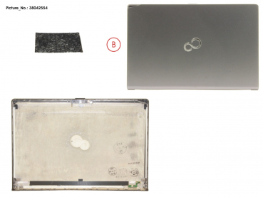 LCD BACK COVER ASSY (QHD,NON TOUCH)