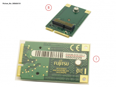 ADAPTER-CARD D3436