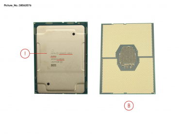 CPU INTEL XEON GOLD 6209U - 2100 125W