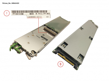 DX S5 MR SPARE BUD(M.2) T2/512GB