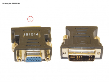 DVI-VGA ADAPTER