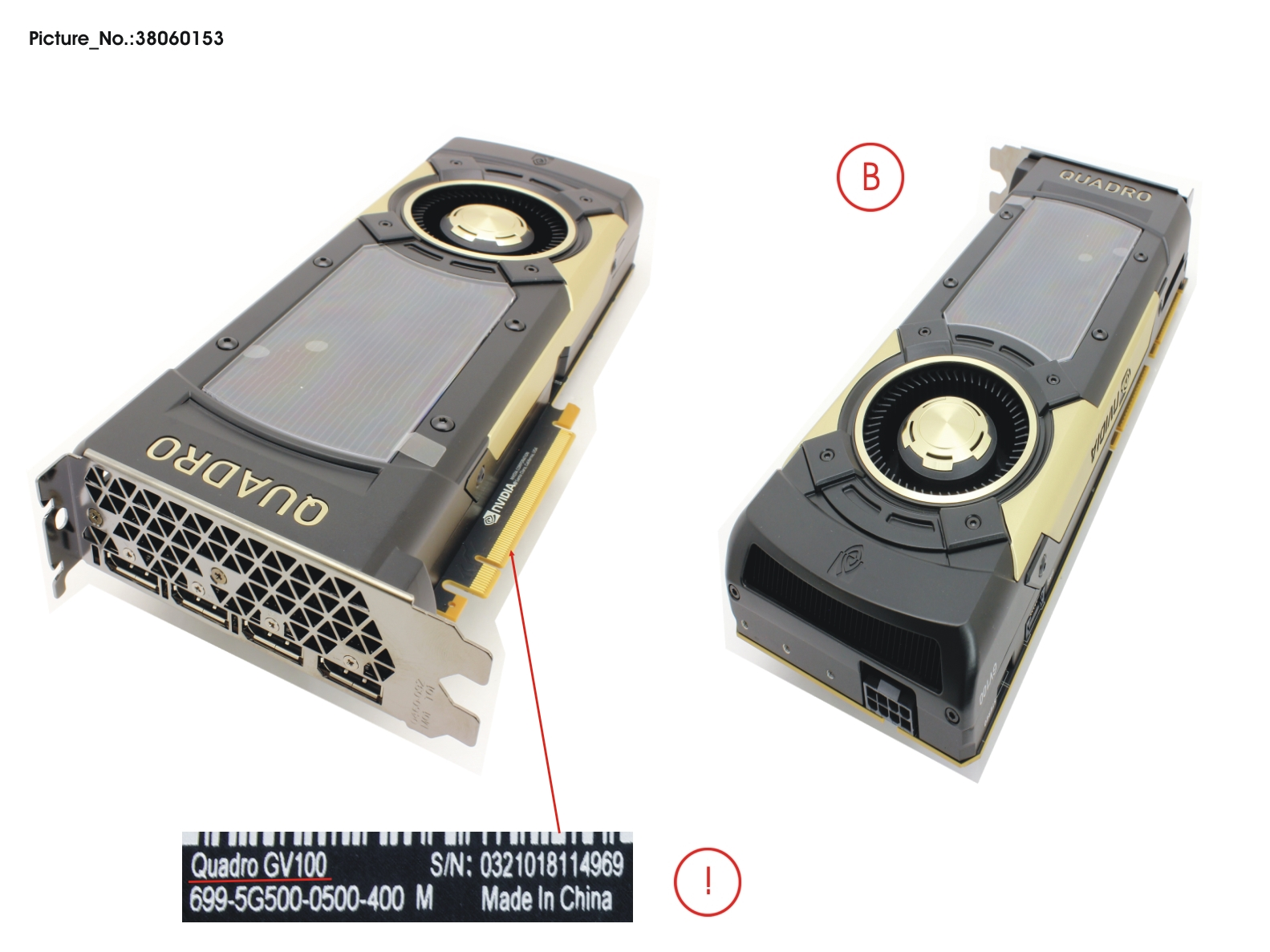 VGA NVIDIA QUADRO GV100