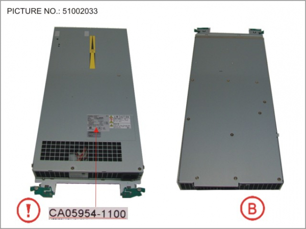 POWER SUPPLY UNIT (2.5 INCH)