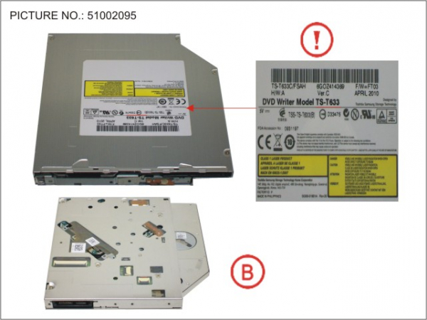 DVD SUPERMULTI SLIM S-I