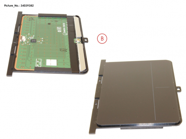 TOUCHPAD ASSY