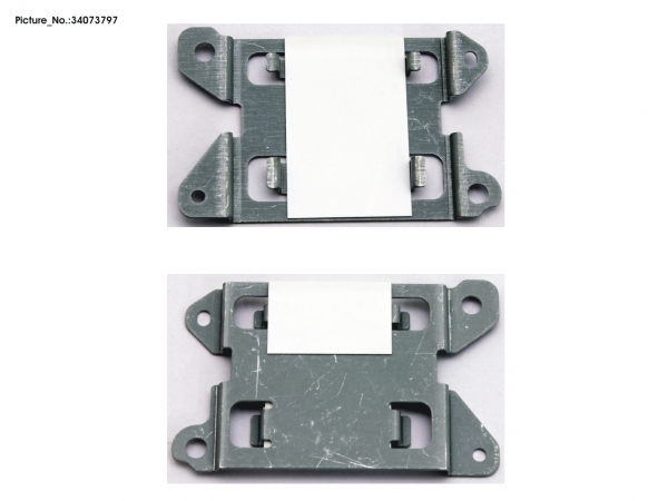 FRAME FOR SUB BOARD FINGERPRINT