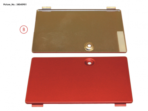 COVER, RAM (RED)
