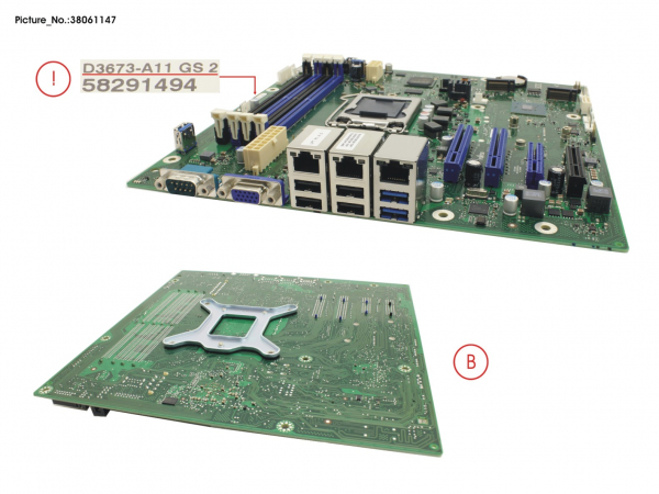 SYSTEMBOARD TX1320M4 / TX1330M4